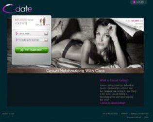 C-Date.com.au Affair