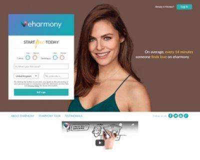 eHarmony matchmaking dating en kreft tegn kvinne