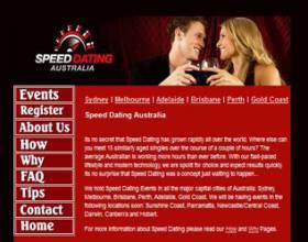 Perth wa Speed datant