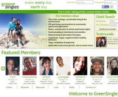 GreenSingles.com