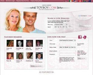Toyboy dating australia