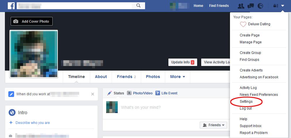 Dating site through facebook in Perth